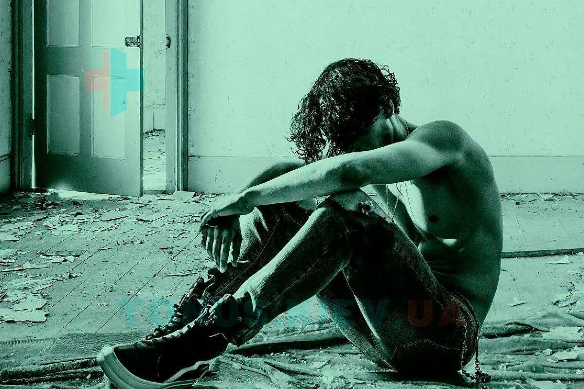 срыв наркомана